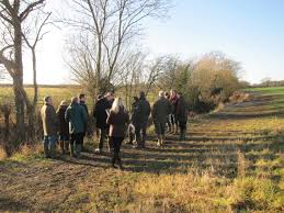 Walkover with landowners in the Evenlode catchment Hilary Phillips ...