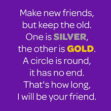 girls scout lifelong friendships wouldn t you agree