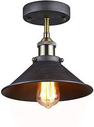 ceiling lights metal lamp shades