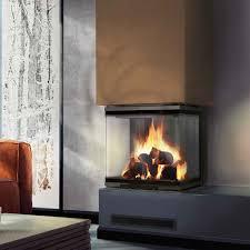 wood burning fireplace insert nbc 500