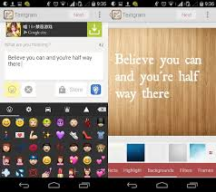 apps to make gorgeous instagram quotes
