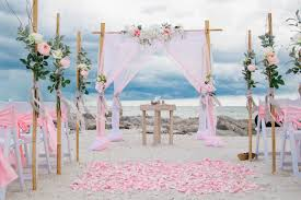 beach wedding this summer