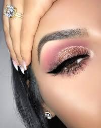eye catching valentine s day makeup