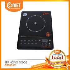 Bếp hồng ngoại Comet CM5517: Mua bán trực tuyến Bếp điện với giá rẻ