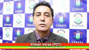 Confira a entrevista do Vereador Kleber... - Câmara Municipal de ...