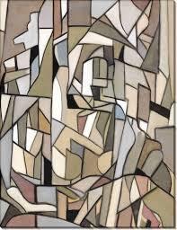 Купить картину Абстрактная композиция , Лемпицка, Тамара ...