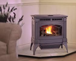 pellet stove or pellet fireplace insert