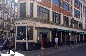 The Ivy (1 West Street, London WC2H)