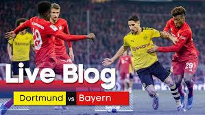 Live blog and match highlights: Bundesliga's Der Klassiker between ...