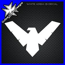 Nightwing Outlaw Custom Designs