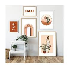 Pin By Lillian Franco On Bedroom Ideas In 2020 Boho Gallery Wall Art Gallery Wall Boho Wall Art