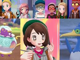 Pokemon Sword and Shield Shows Off Camping, Curry, and Cute New ...