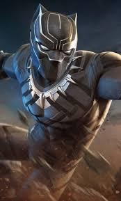 black panther superhero wallpapers