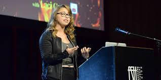 Laci Green wants students to know they can help end sexual violence