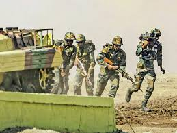 Indian forces' personnel attacked in Pulwama