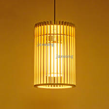 chinese wooden pendant lights