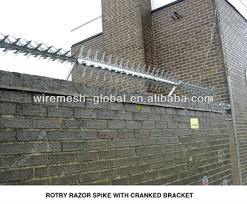 High Quality And Hot Sale Wall Spikes Razor Spike Anti Climb Spikes The Supra Spikes Buy The Supra Spikes Wall Spike Fence Security Fencing Spikes Product On Alibaba Com
