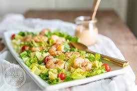 Keto Bang Bang Shrimp Salad — Health ...