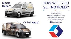 Car Wrap Utah Vehicle Graphics Salt Lake City