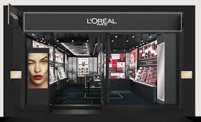 l oréal paris expands retail presence