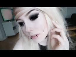 emo black eyes you