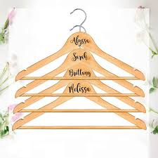 Coat Hanger Decals Set For Your Wedding Day Decoration Personalized Vinyl Sticker Hanger Transfers For Your Bridal Party Wall Stickers Aliexpress