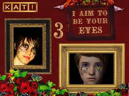 s i aim to be your eyes ryan ross eye