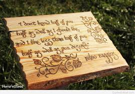 quotes hobbit baggins