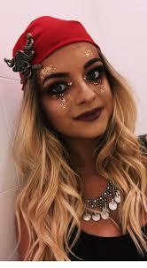 female pirate makeup images saubhaya