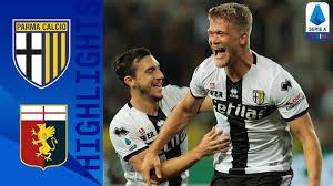 Parma 5-1 Genoa | Cornelius nets a Hat-trick as Parma Thump Genoa ...