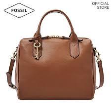 fossil fiona satchel bag zb7268210