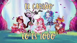 Enchantimals El Carino Lo Es Todo Amigo Invisible Imagenes Para Pintar Carino Mio
