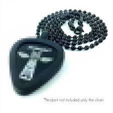stainless steel in metal black