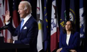 Biden, Harris vow to 'rebuild' America - Global Times