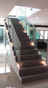 Escaleras House Fence Design Modern Stairs Stairs Design