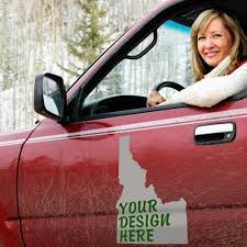 Custom Idaho Decals Design And Buy Stickylife Com