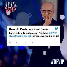 Mediaset Extra - Stasera twitta con l'hashtag #GFVIP...