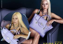 lady a versace photo scandal
