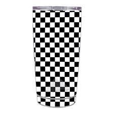 Skin Decal For Ozark Trail 20 Oz Rambler Tumbler Checkerboard Checkers Itsaskin Com