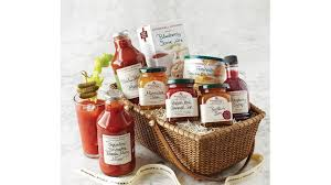 gift baskets for a virtual breakfast