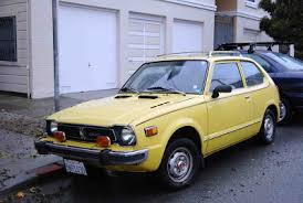 daily driven 1975 honda civic cvcc