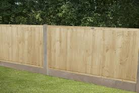 6ft X 3ft 1 83m X 0 91m Pressure Treated Closeboard Fence Panel Forest Garden