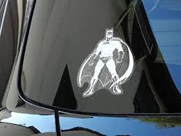 Amazon Com Batman Dc Comics Batman Family Car Window Sticker Decal Everything Else