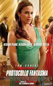 Mission: Impossible - Protocollo Fantasma, i character poster ...