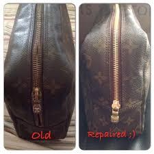 louis vuitton repair and reveal louis