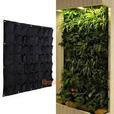 wall garden planter indoor outdoor herb
