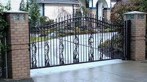 Home Metal Fence Design Metal Fence Gate Designs Metal Fence Designs Custom Metal Fence Designs Home Design Decoration