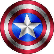 Amazon Com Captain America Shield Vinyl Sticker Decalsizes 4 X 4 Automotive