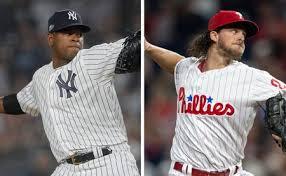 Yankees' Luis Severino, Phillies' Aaron Nola avoid arbitration ...