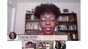 Front Row Conversations with Felecia Smith - YouTube
